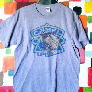 Other - Joe Camel T-Shirt | Smooth Character (Gray)